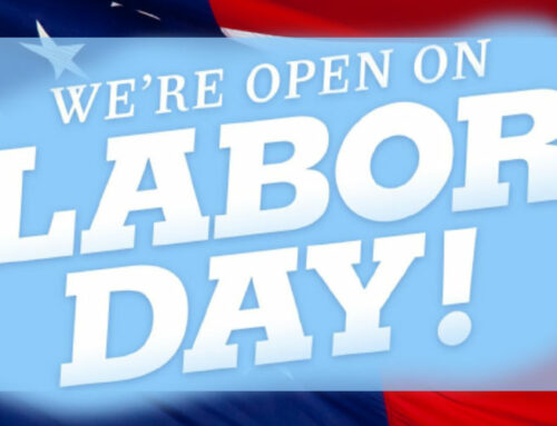 All Provinos Locations OPEN on Labor Day